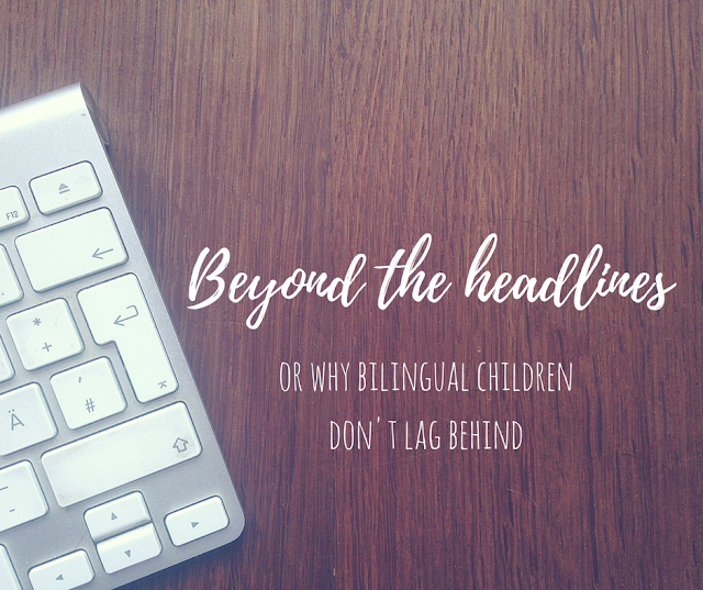 Why bilingual children don't lag behind