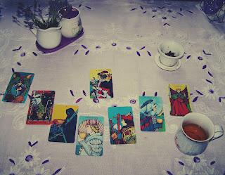 Tarot i herbata