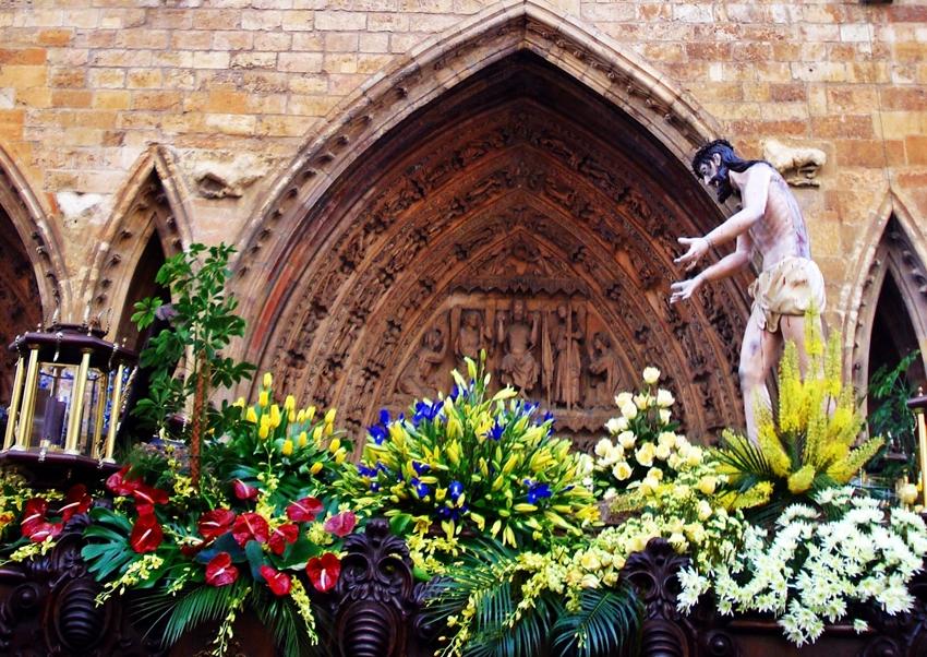 El Expolio. Cofradía del Dulce Nombre de Jesús Nazareno. León. Foto G, Márquez
