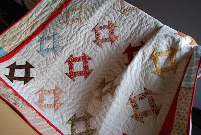 an ep monkey wrench quilt