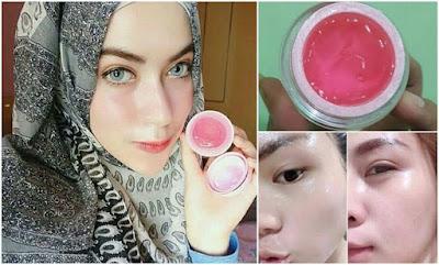 Whitening Arbutin Pink Jelly - Racikan Dokter Bikin Wajah Glowing