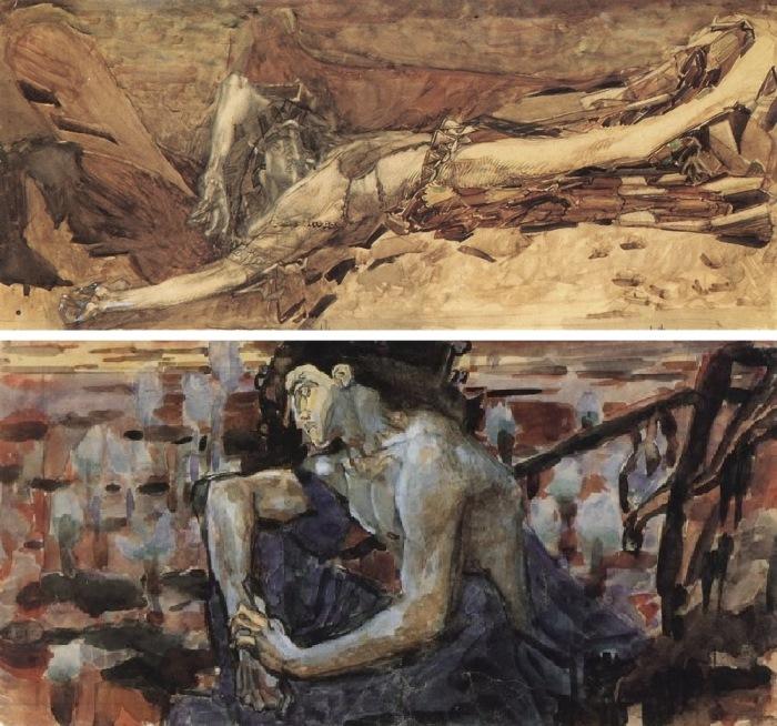Знаменитые картины Михаила Врубеля, созданные на грани безумия