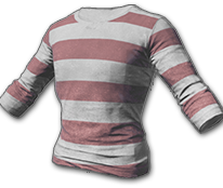 Полосатая футболка с длинным рукавом (Striped Long Sleeved T-shirt)