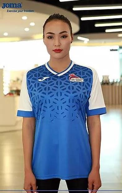 Joma becomes Mongolia kit manufacturer