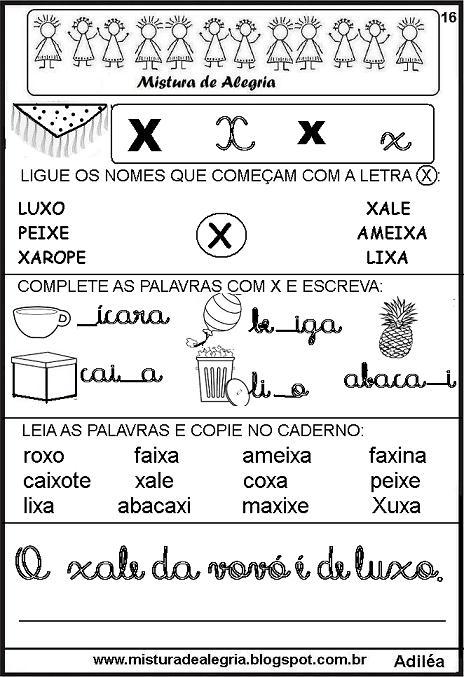 Livro Das Familias Silabicas Imprimir Atividades Alfabetizacao