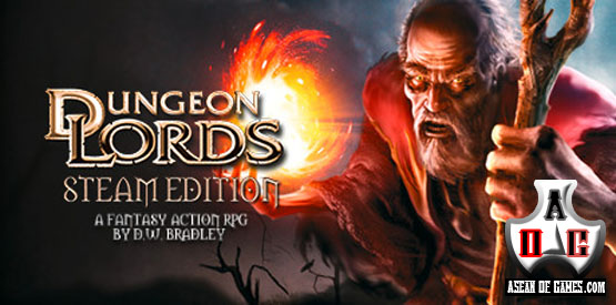 Dungeon Lords Steam Edition Game Free Download for PC