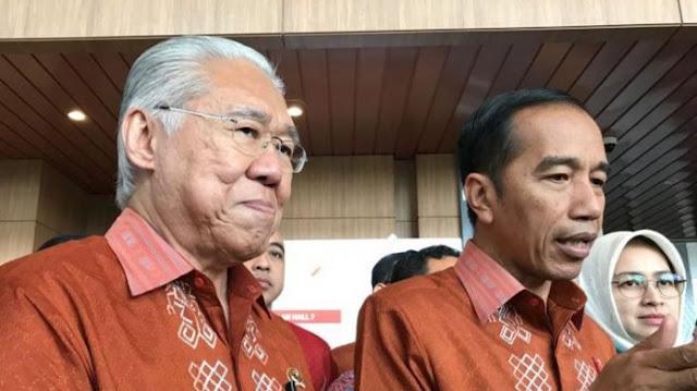 Soal Pernyataan 'Politikus Sontoloyo', Jokowi: Itu karena Jengkel, Saya Biasanya Bisa Ngerem