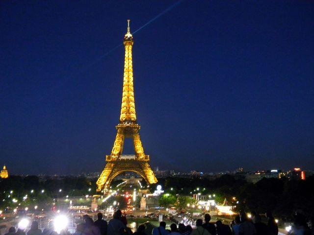 Pary, atrakcje, wieża Eiffla