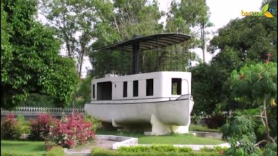 Kapal Kato Kerajaan Siak Sri Indrapura
