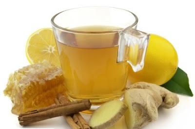 Công dụng của gừng và mật ong đối với việc chữa ho