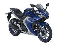 Yamaha R25 Hadir Dengan Warna dan Grafis Baru