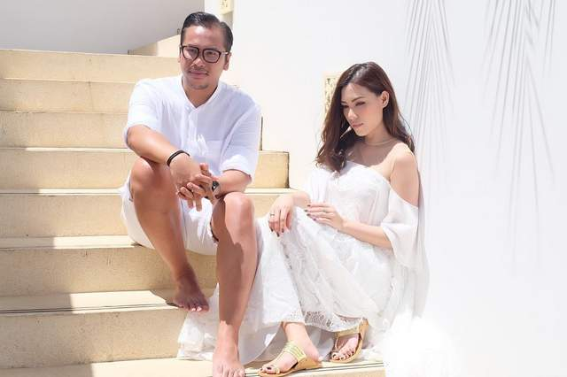 Viviane - istri Sammy Simorangkir