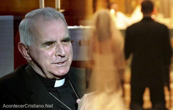 Cardenal católico Keith O'Brien sacerdotes deben casarse