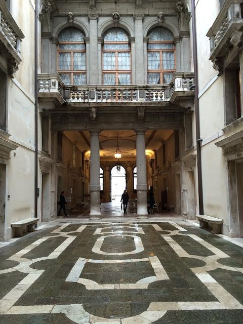 Ca Rezzonico Venice Italy