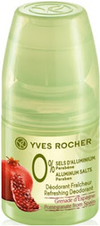 desodorante sin aluminio Yves Rocher 0%