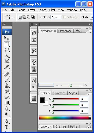 Adobe Photoshop CS3 ME portable