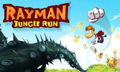 download Game Rayman Jungle Run Apk + Data