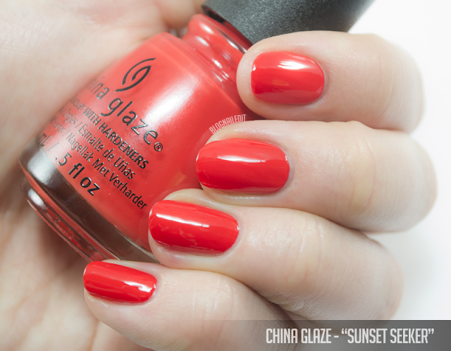 China Glaze - Sunset Seeker