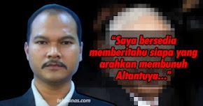Thumbnail image for Sirul Dedah Siapa Arah Bunuh Altantuya, Dengan Syarat…