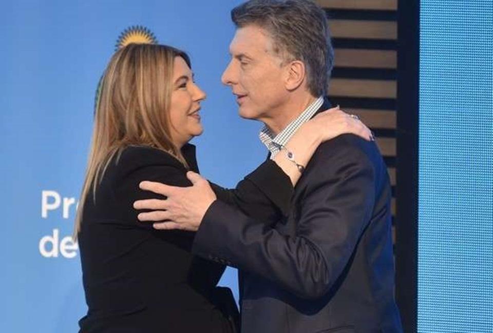 Bertone entre los preferidos de Macri