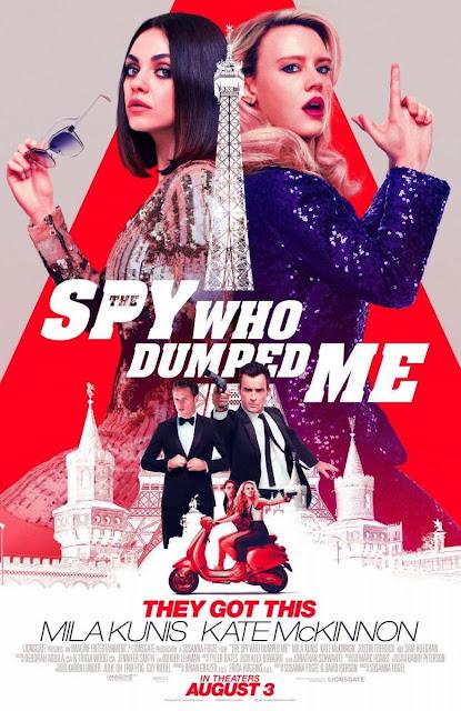 Mi Ex es un Espía [2018] [BBRip 1080p] [Dual Audio]