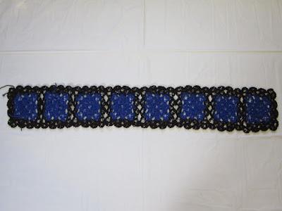 crochet, pattern, WIP, shawl, love knot, granny square