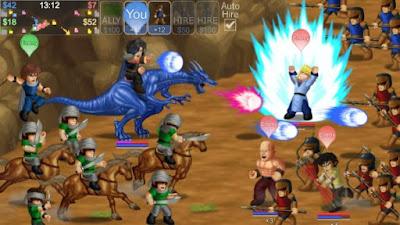 Mod Apk Hero Fighter X versi terbaru