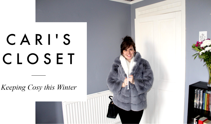Keeping Cosy with Cari's Closet this Winter....