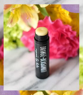 Wellborn Essentials Orange + Bergamot Lip Balm