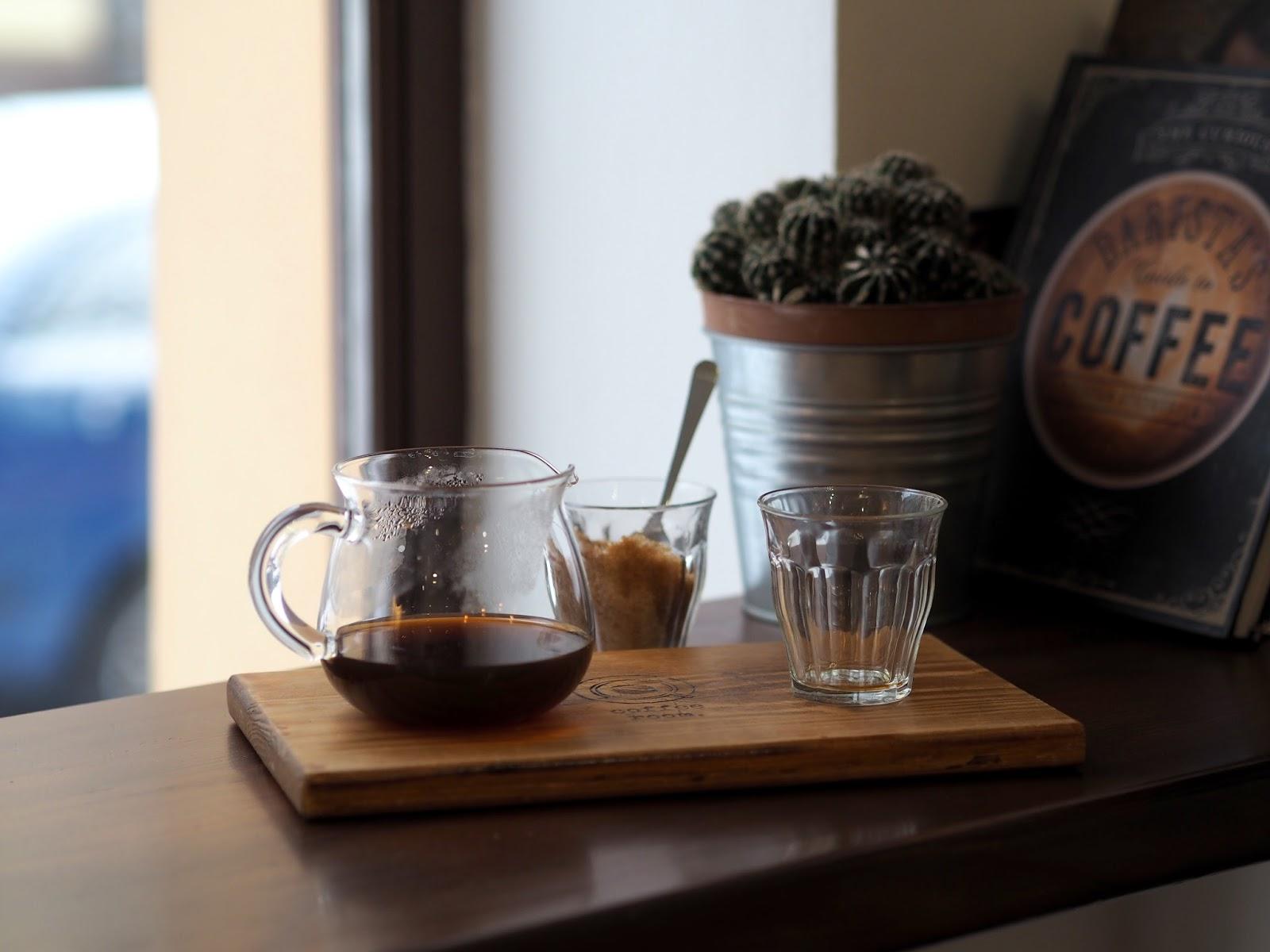 coffee room praha cavern vinohrady