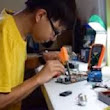 Angelo Casimiro, a 15 Year Old Pinoy Invent electricity-generating shoes ~ Techy Trez
