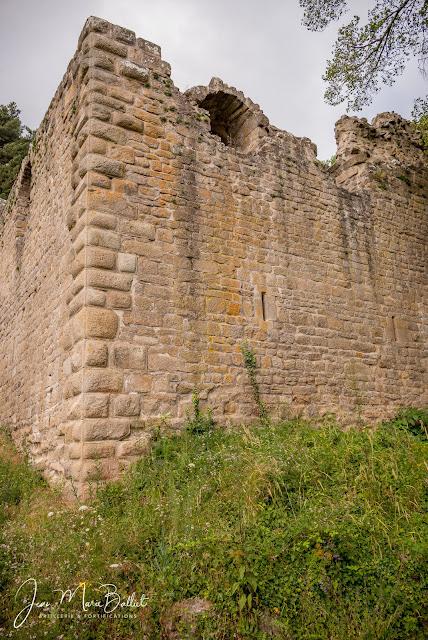 Château du Hagueneck (état juillet 2019).
