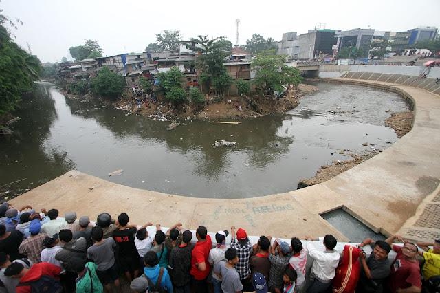 Keberhasilan Menata Kampung Pulo Sehingga Bukan Menjadi Ikon Banjir Lagi