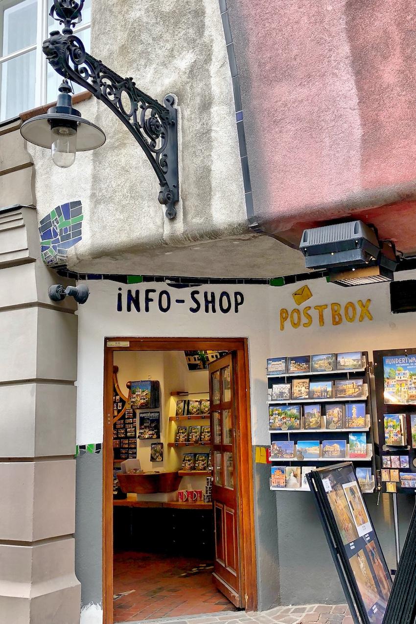 Info-Shop Kegelgasse