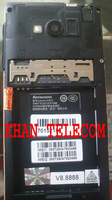 LENOVO A327i CLONE FLASH FILE MT6572 4 4 2 100% TESTED
