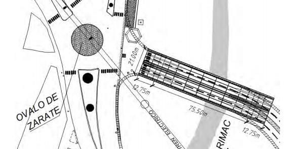 Dise O Estructural De Un Puente De Vigas Postensadas Que