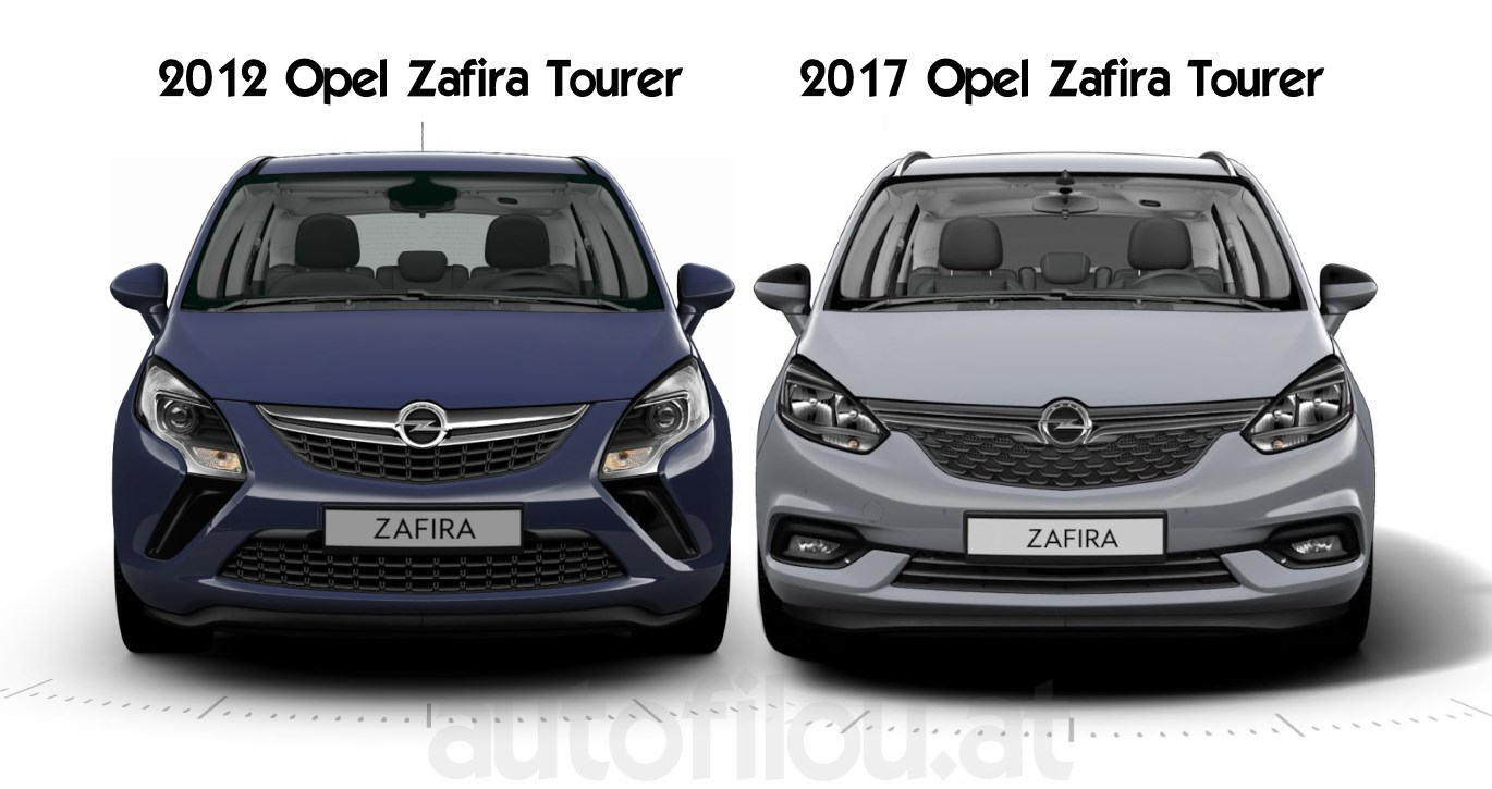 2016 opel zafira tourer restyl page 6. Black Bedroom Furniture Sets. Home Design Ideas