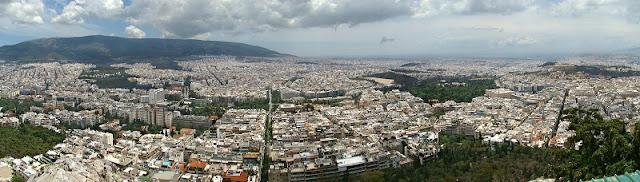 Monte Lykavittos, Atenas