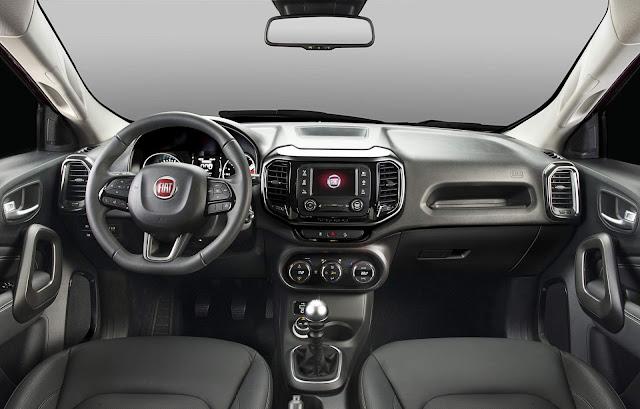 Fiat Toro 1.8 Flex Manual - preço