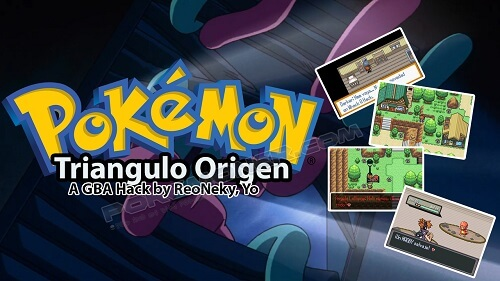 Pokemon Triángulo Origen