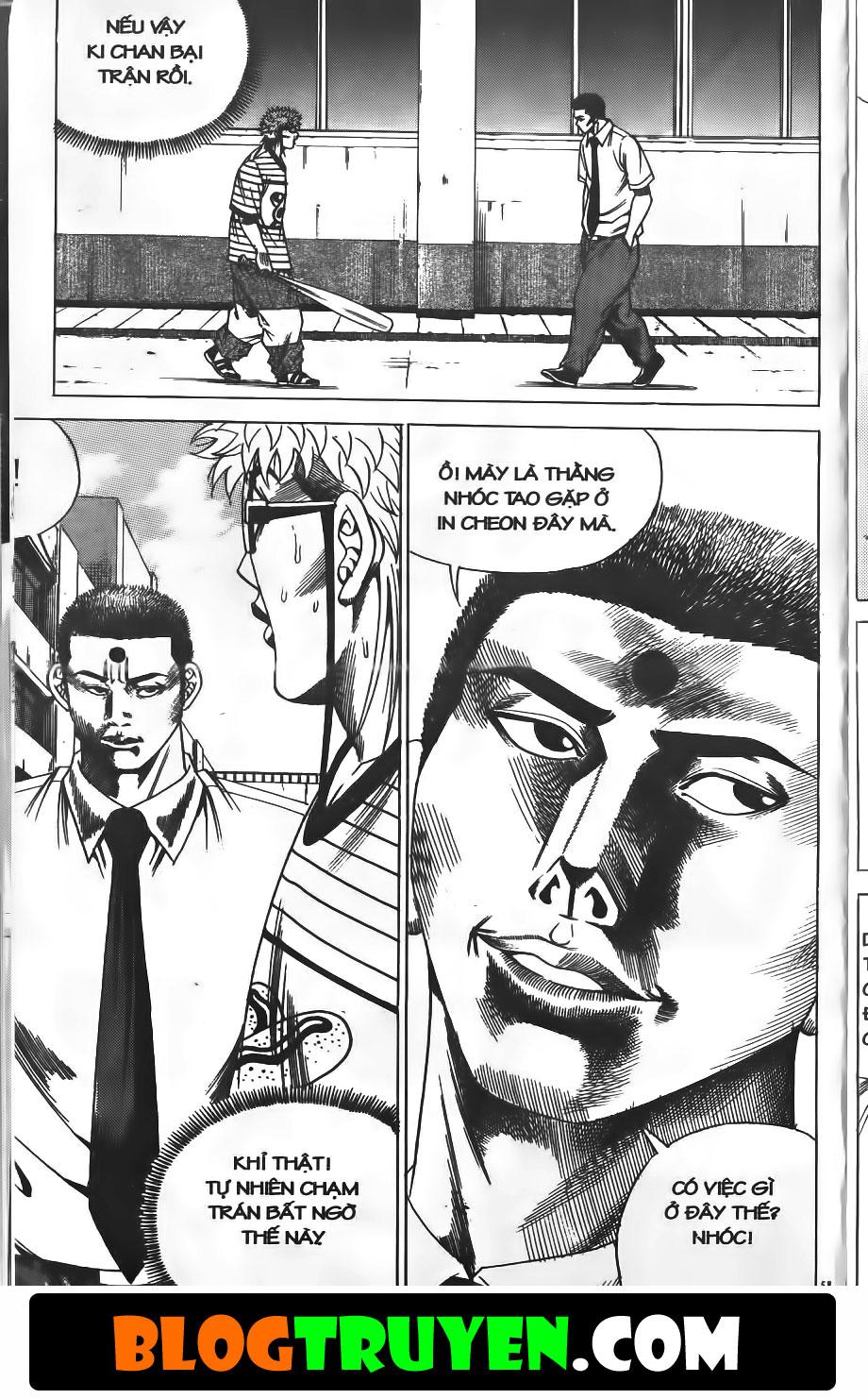 Bitagi - Anh chàng ngổ ngáo chap 150 trang 10