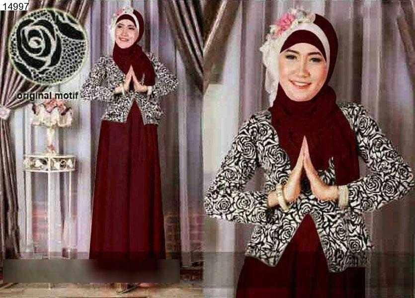 Jual Plus Jilbab / Kerudung 3in1 Humaira Hijab - 14997