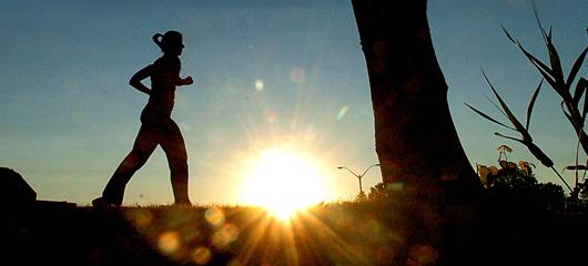 10 Keajaiban Jogging Pagi Hari