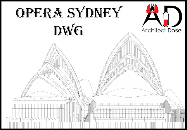 Opera Sydney DWG