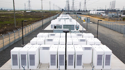 Tesla builds the world's largest battery in Australia