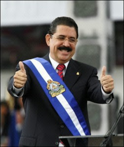 Mel Zelaya Presidente