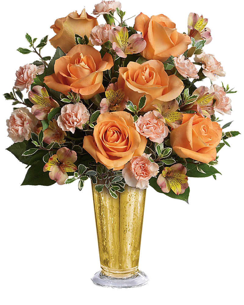 Bouquet Of Flowers Transparent Image Of Bouquet Of Flower Png Sector