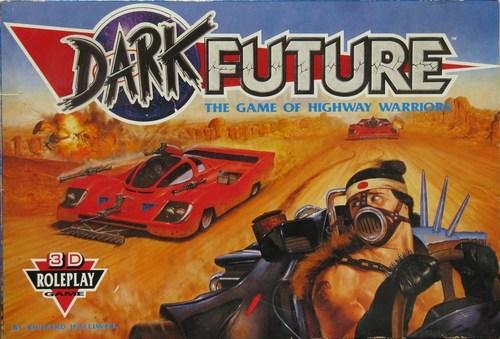 Games Workshop Dark Future
