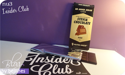 Nutri-Nick Stevia Chocolat