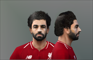 PES 6 Faces Mo Salah by Don_rxf